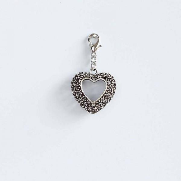 Anhänger Herz Silber